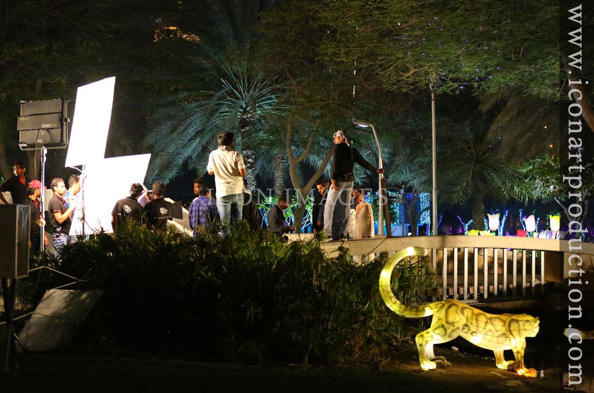 Dharmiyaan Dubai Glow Garden
