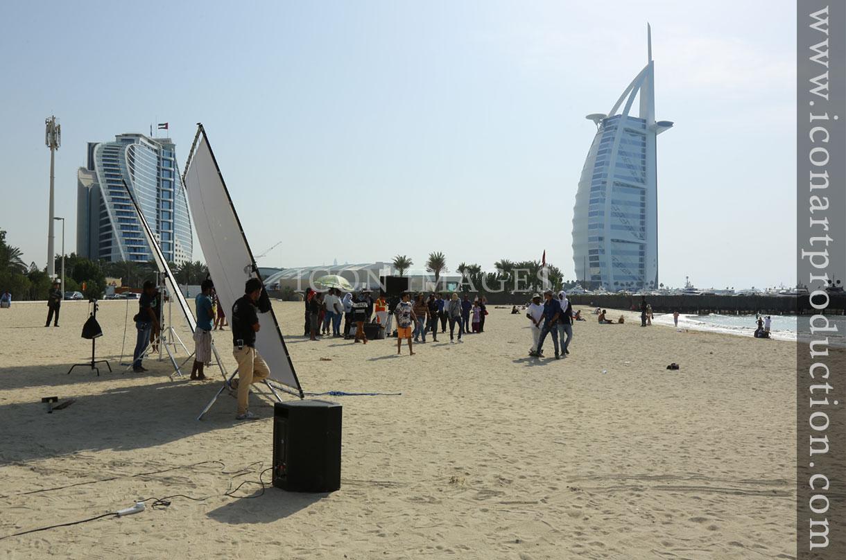 Dharmiyaan Jumeirah Open Beach